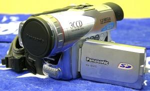 Panasonic MiniDVビデオカメラ NV-GS70