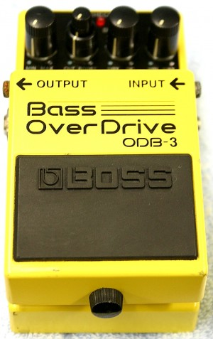 BOSS エフェクター ODB-3