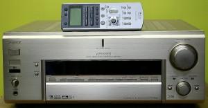 SONY AVアンプ STR-VZ555LS