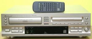 Pioneer CDレコーダー PDR-WD7