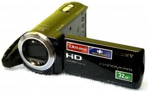 SONY デジタルHDビデオカメラ HDR-CX270V