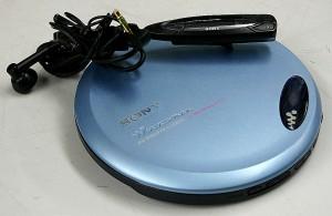 SONY ポータブルCDプレーヤー D-EJ775