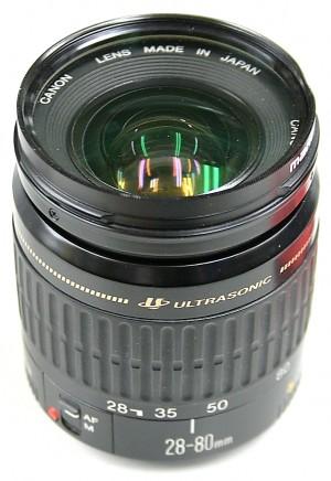 Canon レンズ EF 28-80 3.5-5.6 II USM