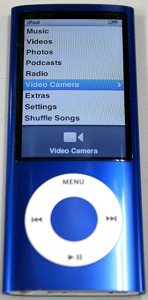 Apple iPod nano 第5世代 16GB MC066J/A