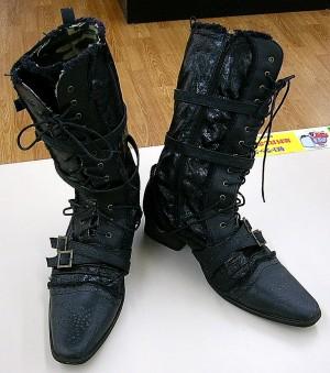 BLACK DRAKE ブーツ 26.0cm