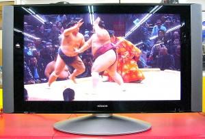 HITACHI プラズマTV W37P-HR8000