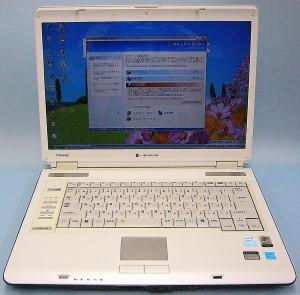 TOSHIBA ノートパソコン PA AX940LSB