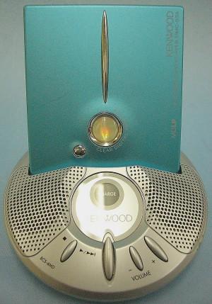 KENWOOD ポータブルMDプレーヤー DMC-S55
