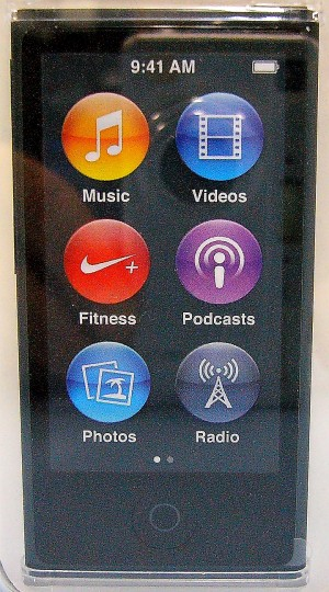 Apple iPod nano 16GB 第7世代 MD481J/A