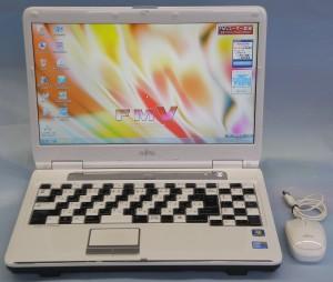 FUJITSU ノートパソコン FMV-NF/G50 WG