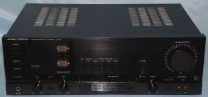 ALPINE/LUXMAN プリメインアンプ LV-103