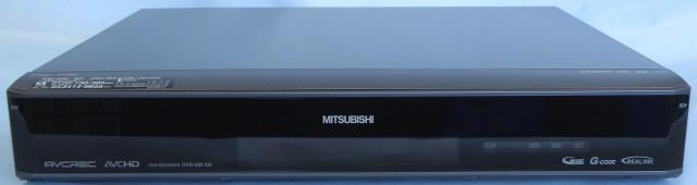 MITSUBISHI DVDレコーダー DVR-DW100