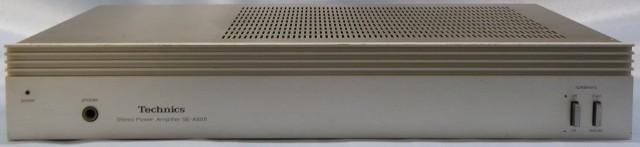 Technics パワーアンプ SE-A808