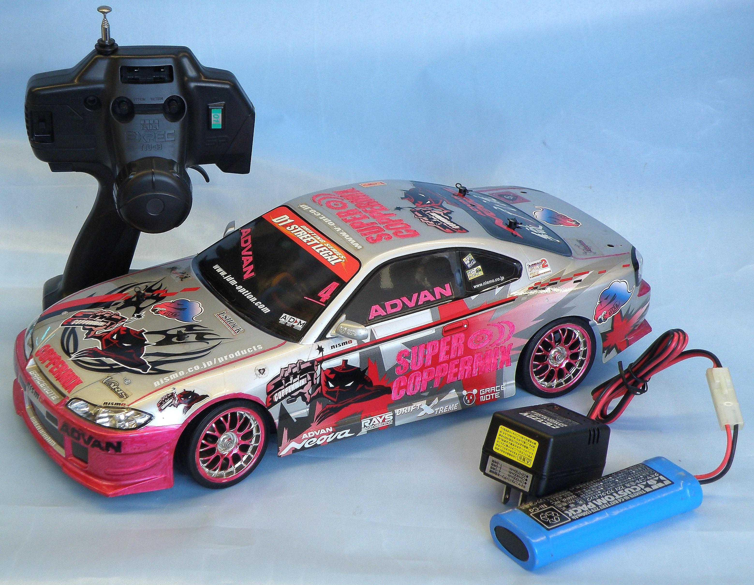 TAMIYA 電動RCカー TT-01D