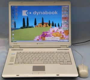 TOSHIBA ノートパソコン dynabook AX/940LS