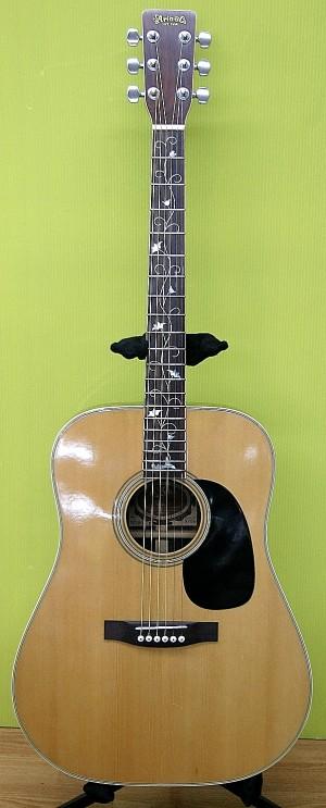 Aria アコースティックギター W380AP