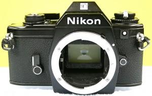 Nikon フィルムカメラ EM
