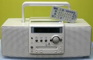 KENWOOD MD/CDシステム MDX-L1