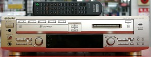 SONY MD/3CDプレーヤー MXD5C