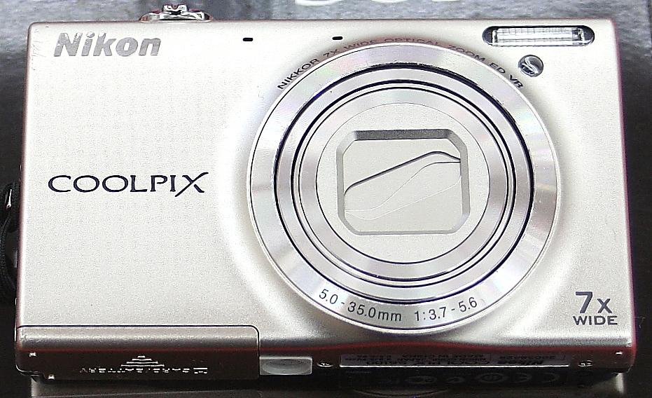 Panasonic デジタルカメラ DMC-FX33