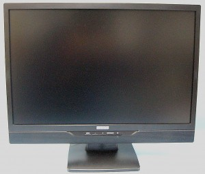 I・O DATA 液晶ディスプレイ LCD-AD221XB