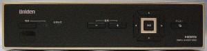 Uniden 地上デジタルチューナー DT100-HDMI