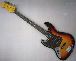 Fender Japan エレキベースギター JB62/LH