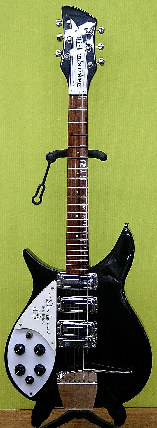 Rickenbacker エレキギター 325 John Lennon Jet Glo