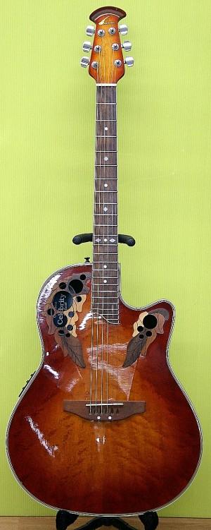 Ovation エレクトリックアコースティックギター CC-268 Celebrity Deluxe