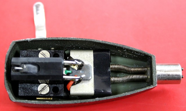 ortofon DIAM.17 MCカートリッジ SPU-T