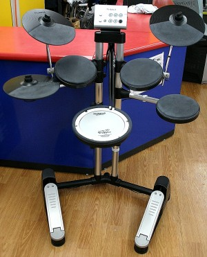Roland 電子ドラム V-Drums Lite HD-1