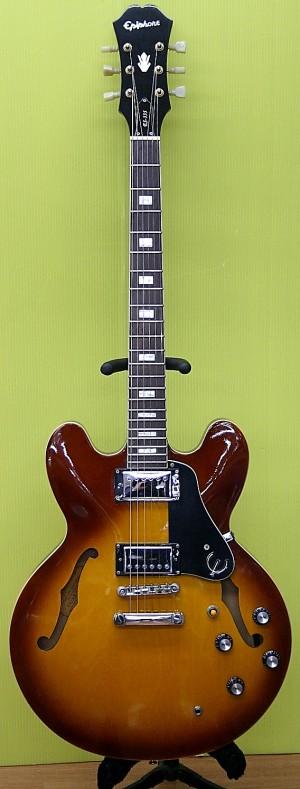 Epiohone セミアコースティックギター DOT ES-335IT