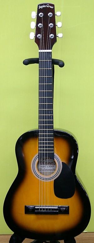 Sepia Crue ミニアコースティックギター W-50-TS
