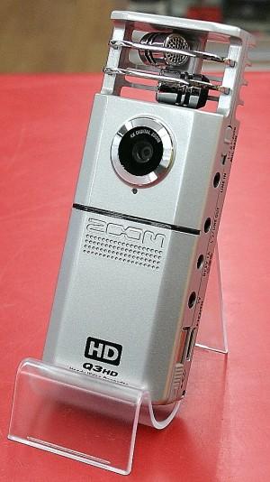 ZOOM ハンディレコーダー Q3HD