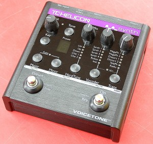 TC HELICON ボイストーン SYNTH