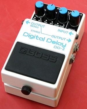 BOSS デジタルディレイ DD-2