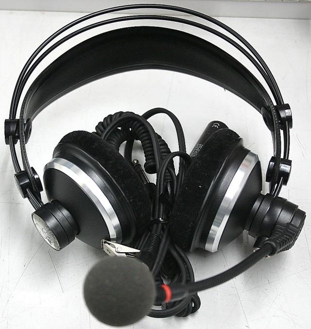 AKG ヘッドセット HSC171