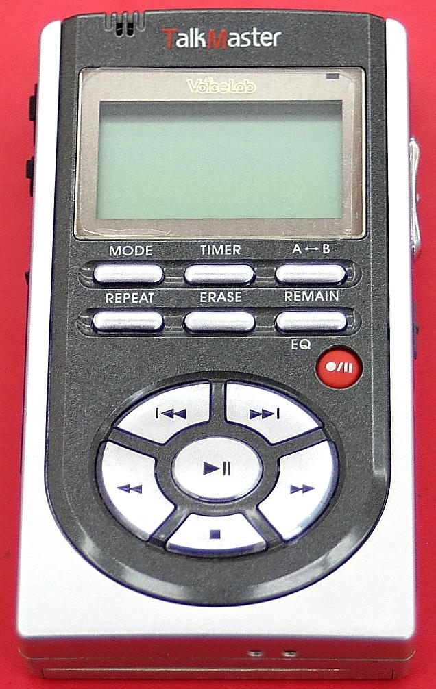 サン電子 ラジオ/ICレコーダー TalkMaster RIR-100