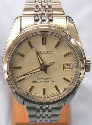 SEIKO 腕時計 AUTOMATIC DIASHOCK23JEWELS