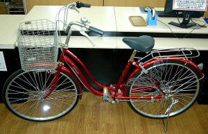 自転車 26インチ シティサイクル