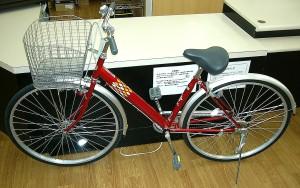 自転車 27インチ シティサイクル