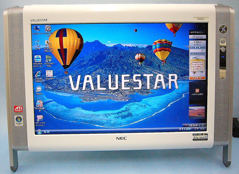 NEC デスクトップパソコン PC-VN500JG