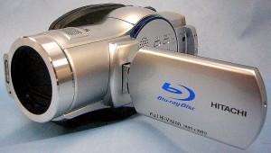 HITACHI デジタルビデオカメラ DZ-BD7H