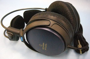 オーディオテクニカ ヘッドフォン ATH-A900