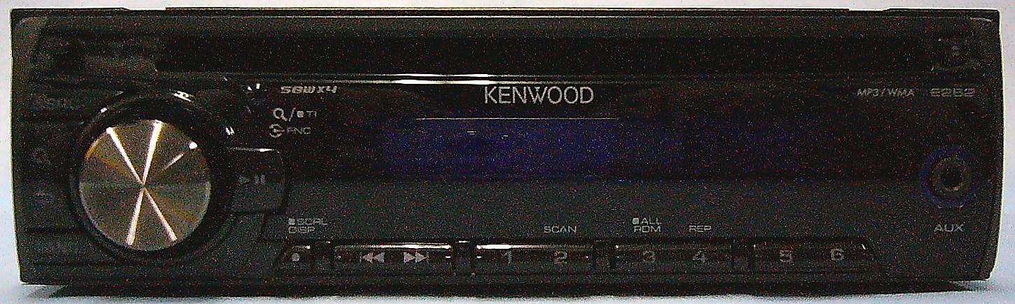 KENWOOD カーオーディオ E262