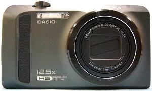 CASIO コンパクトデジタルカメラ EX-ZR100