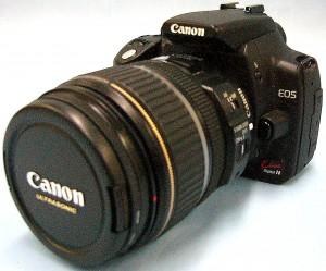 Canon デジタル一眼カメラ EOS Kiss デジタル N+レンズ