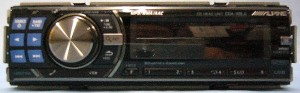 ALPINE カーCDオーディオ CDA-105Ji
