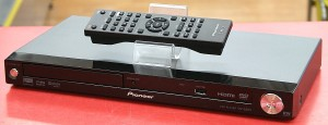 Pioneer DVDプレーヤー DV-220V