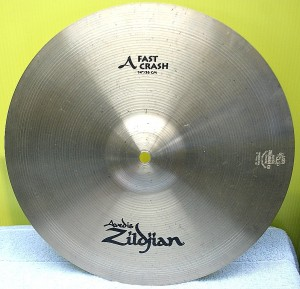 Zildjian シンバル FAST CRASH 14/36CM